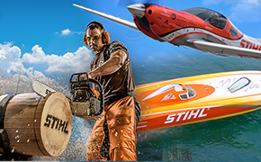 Watch Extreme STIHL Now