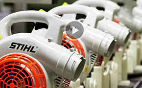 How a STIHL Blower is Built