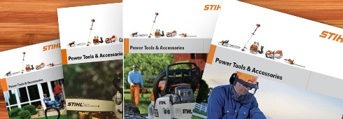 STIHL Interactive Online Catalogs & Brochures