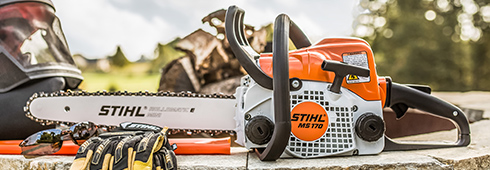 STIHL Chain Braking Systems
