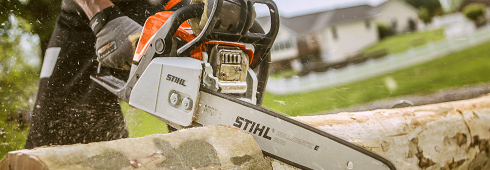 Frequently Asked Questions about STIHL Chainsaws | STIHL USA