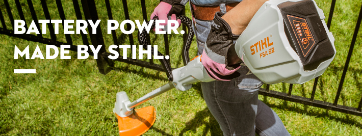 Battery Products | STIHL USA