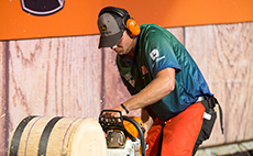 STIHL TIMBERPORTS® 2018 Professional Series Applicants