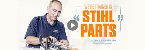 Genuine STIHL Parts | STIHL USA