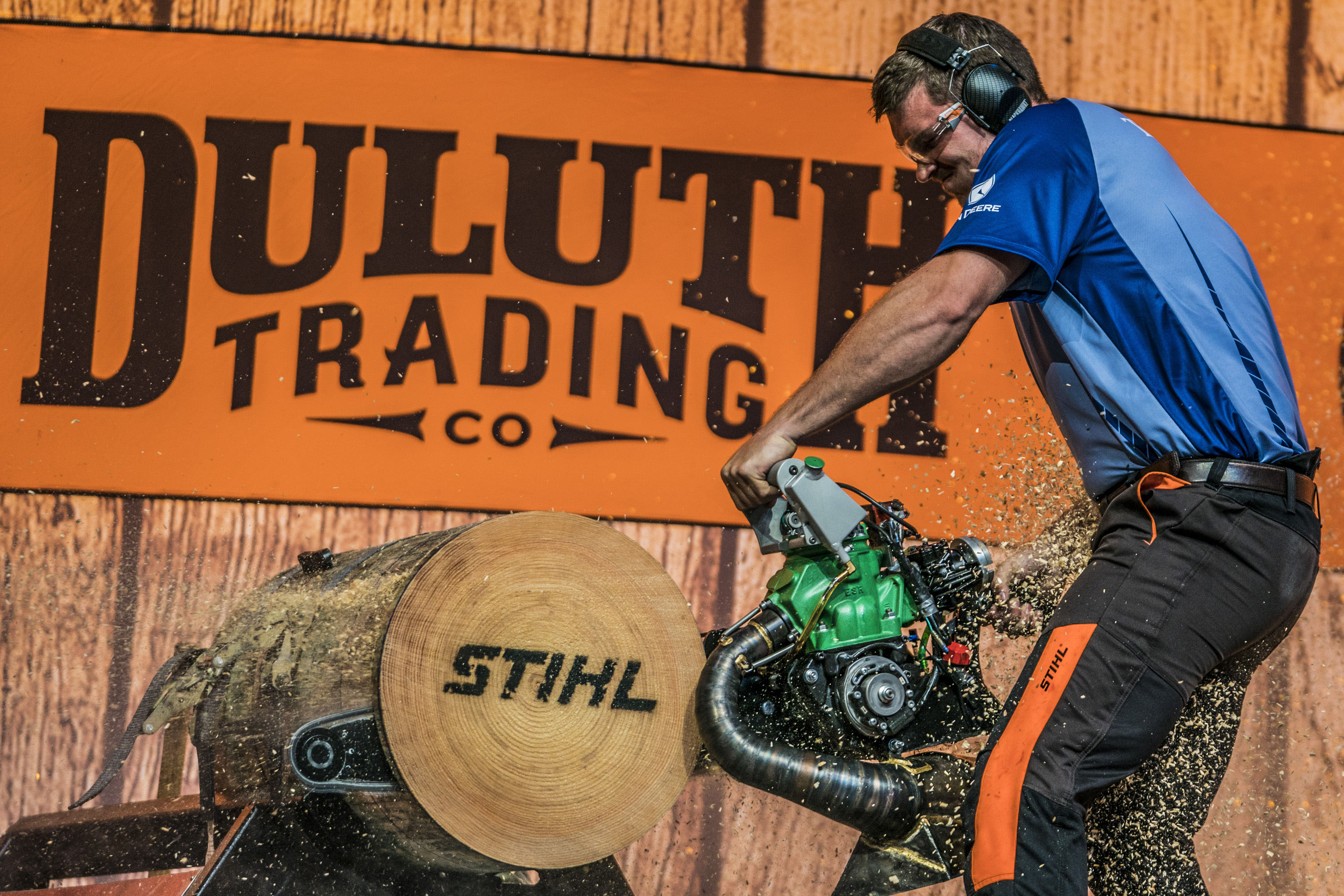 STIHL TIMBERSPORTS® 2018 Professional Series Applicants