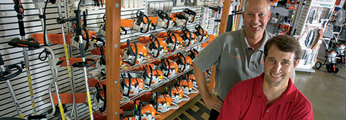 Become an authorized stihl outdoor power equipment dealer stihl usa ready to become an authorized stihl dealer publicscrutiny Images