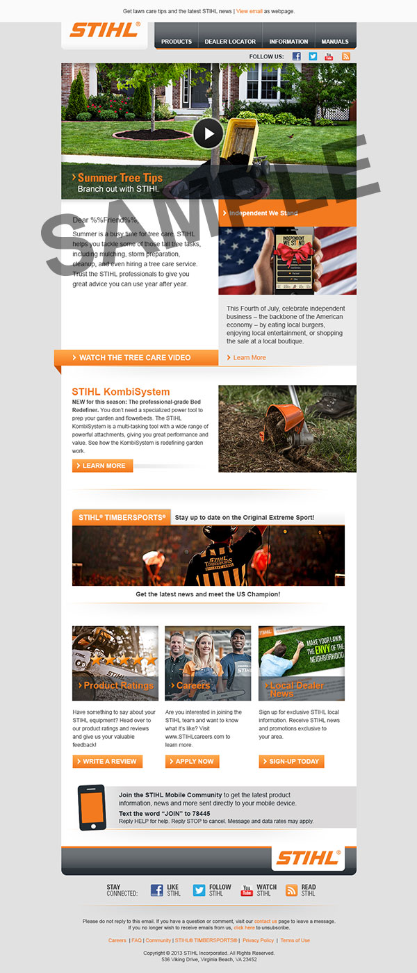 image regarding Stihl Coupon Printable identify Stihl blower discount coupons - Easiest specials upon dell laptops inside of us