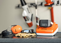 Why Choose STIHL Battery-Powered Equipment