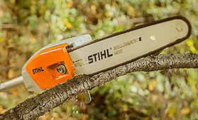 Stihl Battery Pole Pruners Stihl Usa