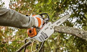 Professional Chainsaws Tree Service Chainsaws Stihl Usa