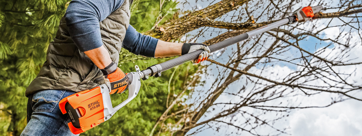 Pole Pruners, Tree Trimmers & Pole Saws | STIHL USA