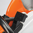 TS - STIHL QuickStop® Wheel Brake