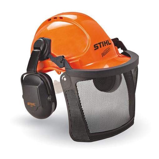 Woodcutter Helmet System