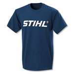 Navy Trademark T-Shirt