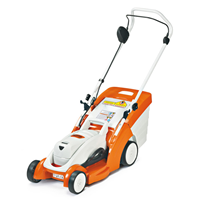 Rma 370 Battery Powered Cordless Electric Lawn Mower