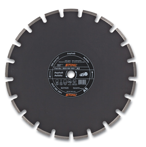 A 05 Economy Asphalt Diamond Wheel