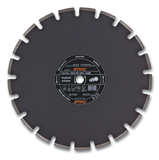 A20 Diamond Wheel - Quality Grade