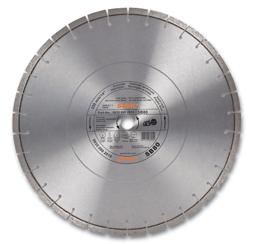 SB 80 Diamond Wheel - Premium Grade