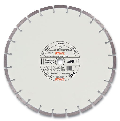 B20 Diamond Wheel - Quality Grade