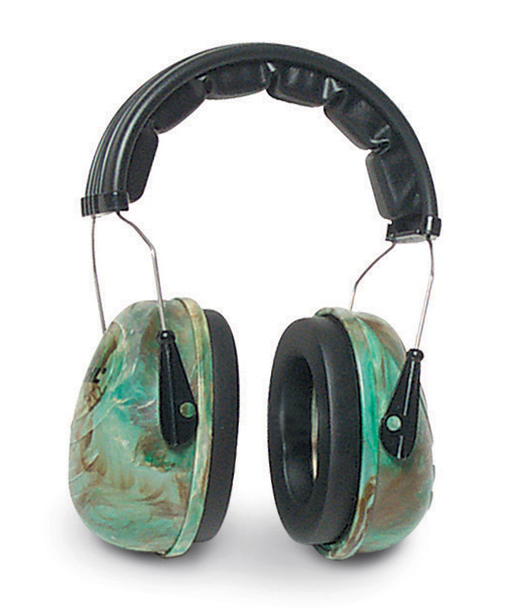 Camo Hearing Protector - NRR 25