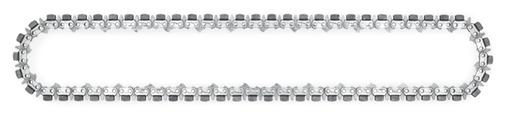 Diamond Abrasive Chain 36 GBM