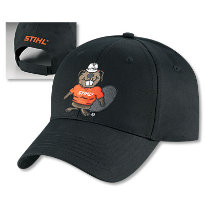 Buzz the Beaver Cap