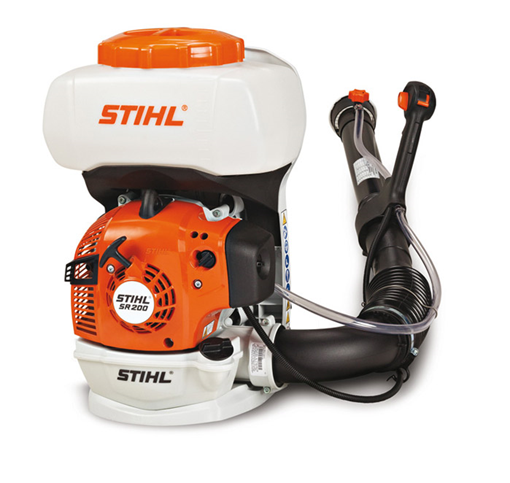 Sr 200 Backpack Sprayer Lightweight Power Weed Sprayer Stihl Usa