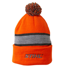 Striped Knit Cap