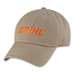 Basic khaki trademark cap