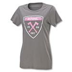Ladies' 1926 Crest Shirt