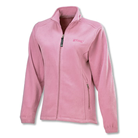 Ladies' full zip fleece jacket