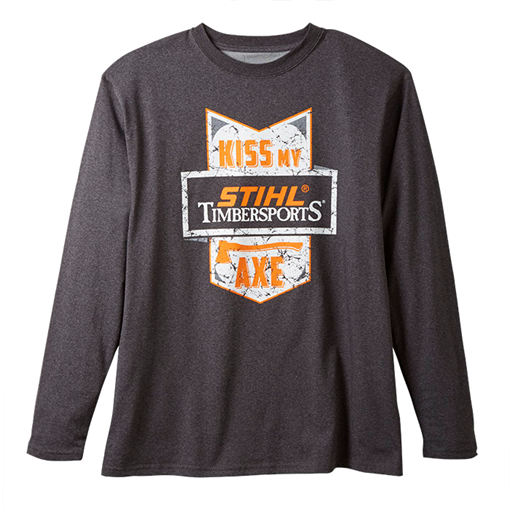 STIHL® TIMBERSPORTS® Performance Long Sleeve T-Shirt