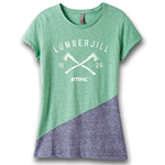 Lumberjill Ladies Junior T-Shirt