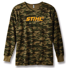 Army Camouflage Thermal Shirt