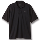 Black Performance Polo