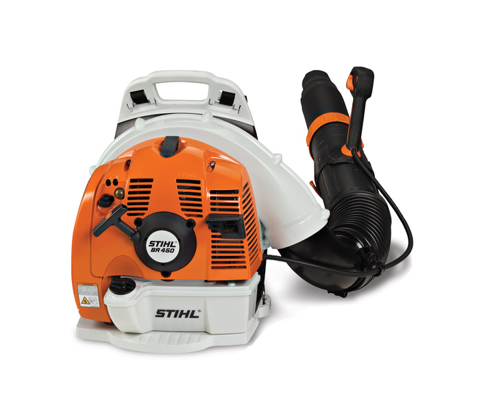 Gas Powered Backpack Leaf Blowers Reviews Stihl Usa
