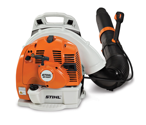 Stihl Backpack Blowers : Br c ef blower electric start backpack
