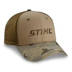 Two-Tone Digital Camouflage Cap