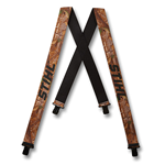Realtree AP® Camouflage STIHL Suspenders