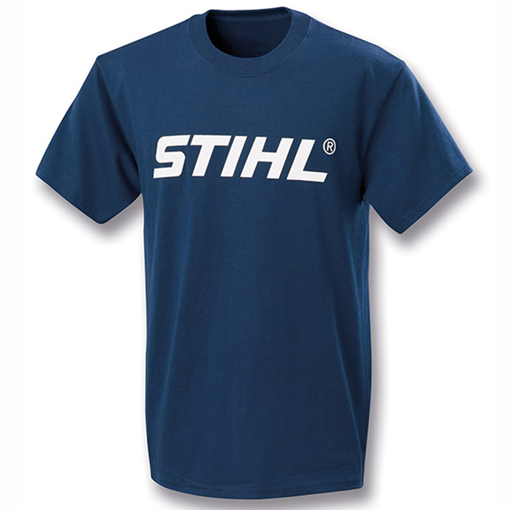 Navy Short Sleeve Trademark T-Shirt