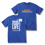 Wood Chop Life T-Shirt