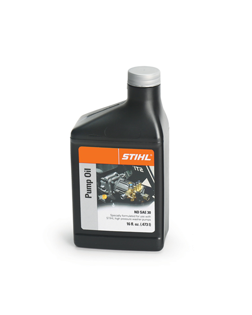 Pressure Washer Pump Oil
