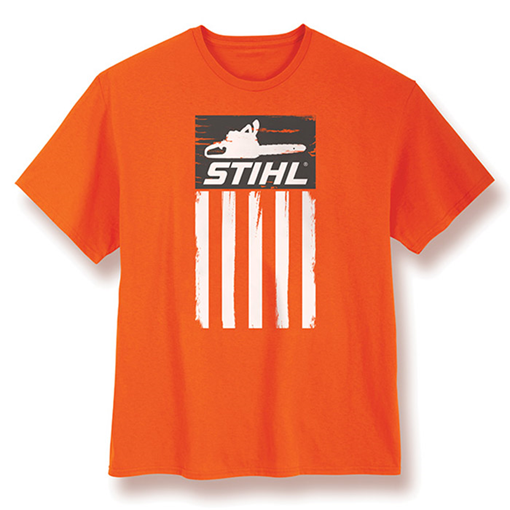 STIHL Nation Flag T-Shirt