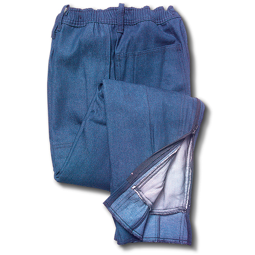 Woodcutter Chainsaw Protective Pants – Denim
