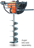 BT 121 Earth Auger