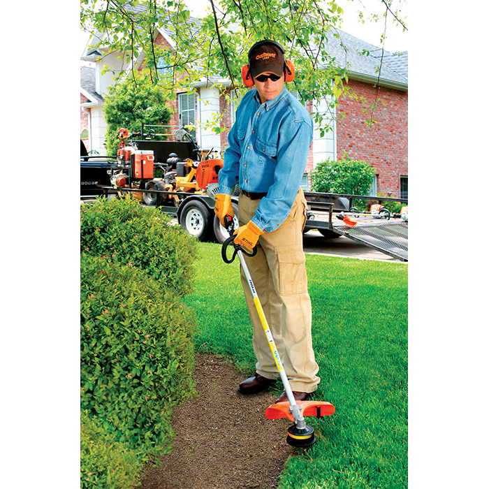 Stihl Fs 100 Rx Trimmer Professional Use Weed And Grass