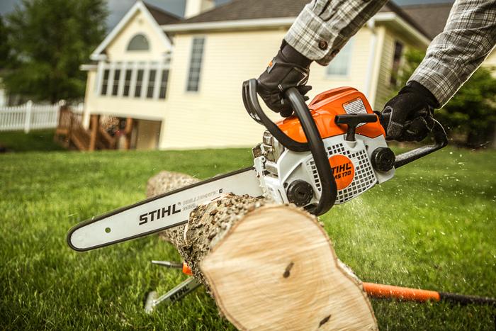 Ms 170 chainsaw compact lightweight chainsaw stihl usa stihl ms 170 chainsaw greentooth Choice Image