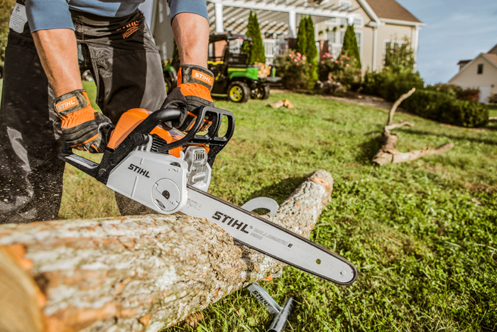 Ms 180 c be lightweight easy2start chainsaw stihl usa stihl ms 180 c be chainsaw greentooth Choice Image