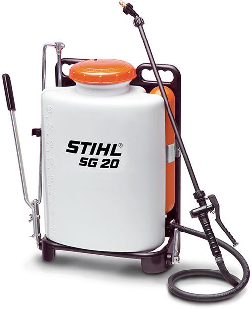 SG 20 Manual Backpack Sprayer | Backpack Pump Sprayer | STIHL USA