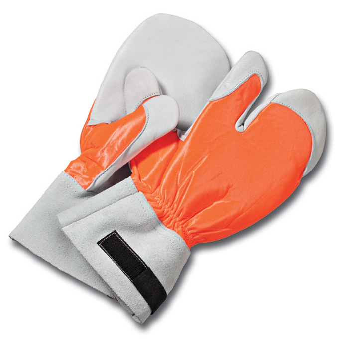 Cut-Retardant Mitts